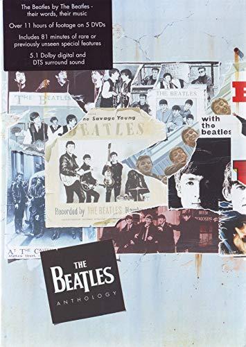 L'anthologie des Beatles en DVD (The Beatles : Anthology)