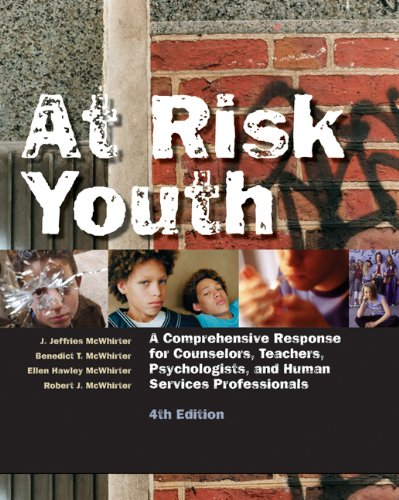 AT-RISK YOUTH:COMPREHENSIVE RESPONSE...