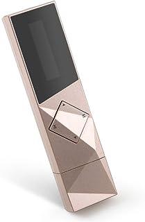 Cowon U7-16G-Gold MP3 Player Screen 0.91 Inches 16 GB Gold