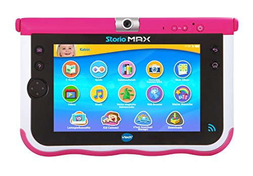 VTech 80-166854 - Tablet - Storio MAX 7 Zoll, pink