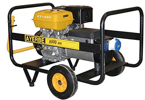 Ayerbe AY-8000-KT-M Generador, 6400W