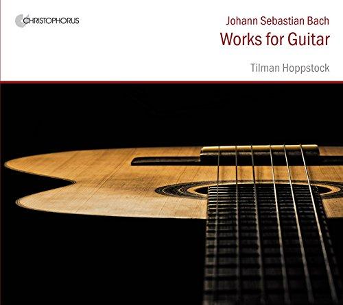J.S.Bach: Werke für Gitarre