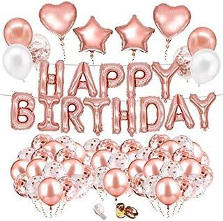 Mesdames 30th Anniversaire Rose célébration fête papier Vaisselle 32pc Set décorations