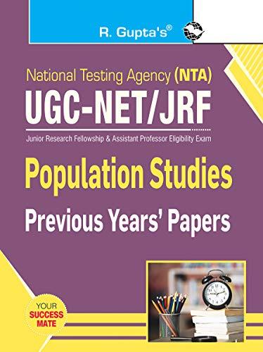 NTA-UGC-NET/JRF: Population Studies (Paper II)—Previous Years' Papers