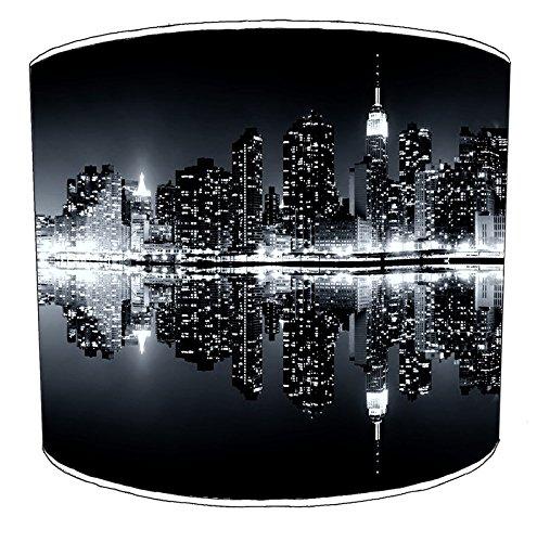 Premier Lighting 12 inch Manhattan New York Abat-jour6 pour Un plafonnier