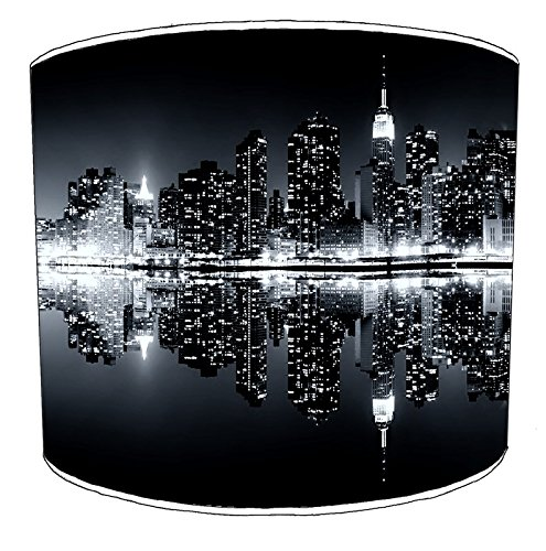 Premier Lighting 10 Inch Ceiling Manhattan New York lampshades6