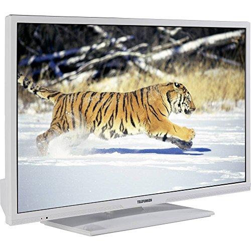TELEFUNKEN led-tv 81cm 32Zoll b32h440a EEK A + DVB-T2, DVB-C, DVB-S, HD Ready, CI + Weiß