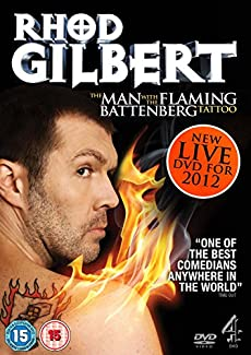 Rhod Gilbert - The Man With The Flaming Battenberg Tattoo