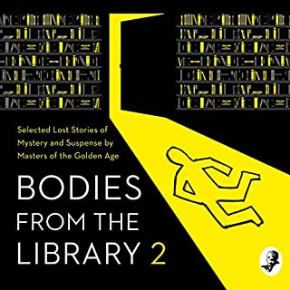 Bodies from the Library 2 audiobook cover art