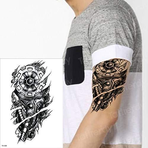 3pcs Halloween Tatouage Body Art Tattoo 3pcs-13