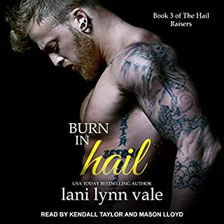 Burn in Hail cover art