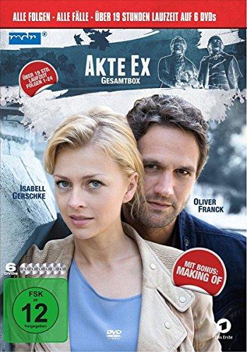 Gesamtbox (6 DVDs)