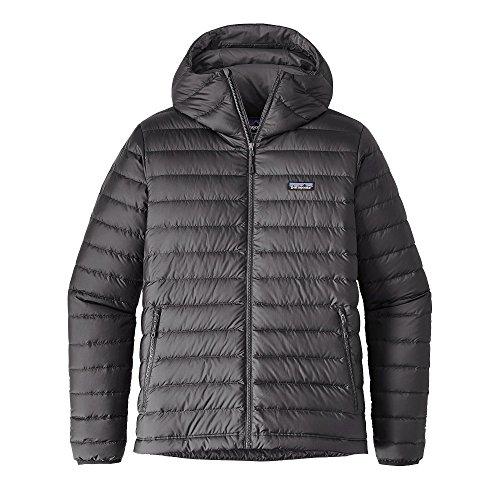 Patagonia Herren M Down Sweater Hoody Jacke, Fge, L