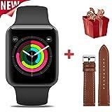 Fullmosa Smartwatch Touchscreen da 1,3', Fitness Tracker, Smart Orologio Digitale, Impermeabile...