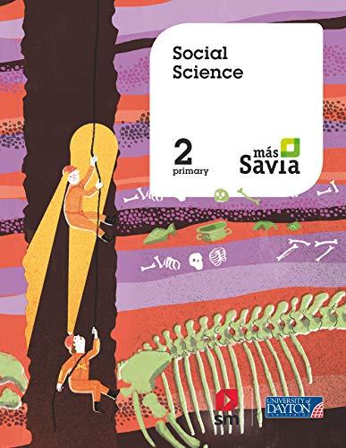 Social science. 2 Primary. Más Savia