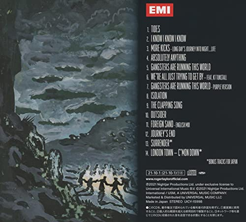 Outsider [SHM-CD]