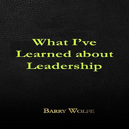 What I've Learned About Leadership Titelbild