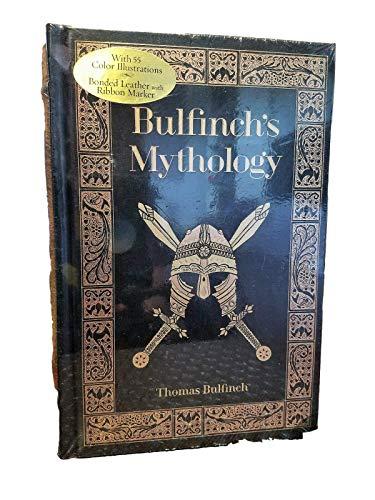 Rare - Rare-Bulfinch's Mythology by Thomas Bulfinch Collectible Bonded Leather