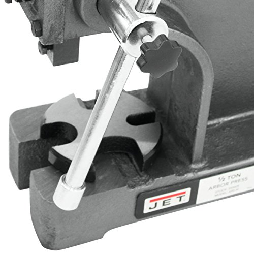 JET AP0-M, 1/2-Ton Arbor Press (333605)