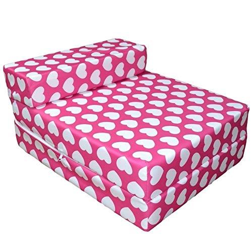BUY ALL HERE 7,6 cm One Z Bett, Stuhl, Klappsofa – Super weiche & hochwertige...