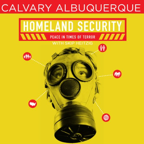 Homeland Security audiobook cover art