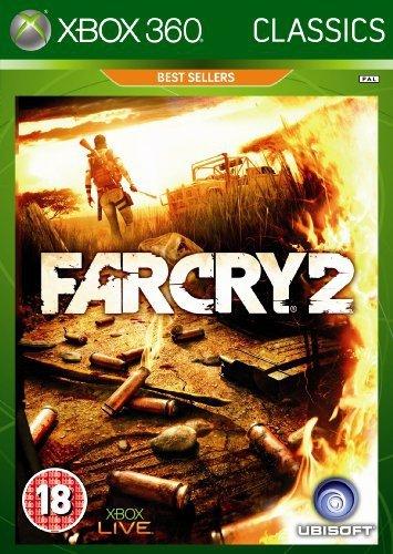 Far Cry 2 - Classics Edition (Xbox 360) [Importación inglesa]