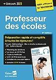 Concours Professeur des écoles - Préparation rapide et complète à toutes les épreuves - Tout le CRPE en un seul volume - Concours 2020