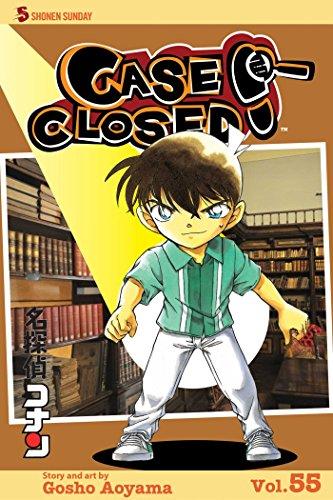 Case Closed Volume 55