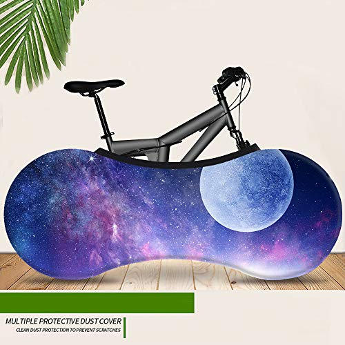 CNC Bike Cover Indoor, Bicycle Wheel Cover for MTB Road Bike