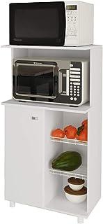 tecnomobili Storage Cabinet, White, 61 x 41 x 116 cm, BF3207.0001