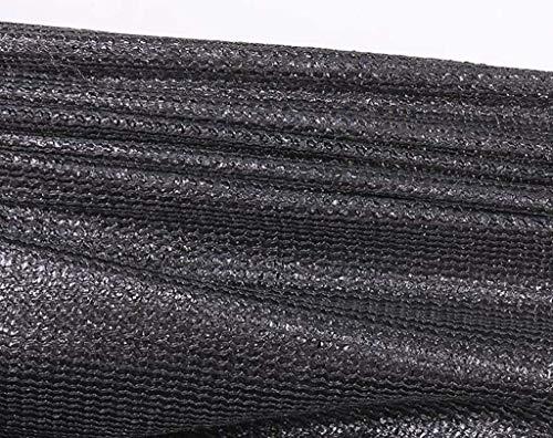 Lienzo de uso general Negro sombreado gran malla de sombra de tela...