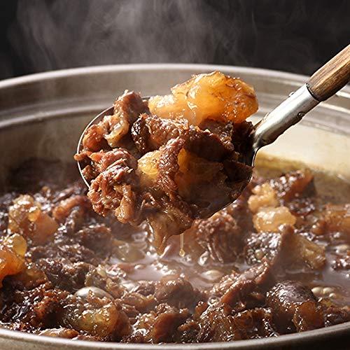 博多若杉 牛すじ煮込み とろ煮 牛筋 煮込み レトルト 牛すじ 牛すじ肉 (2食パック)