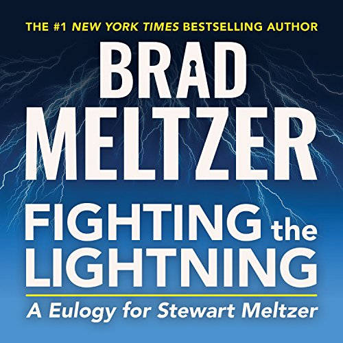 Fighting the Lightning audiobook cover art