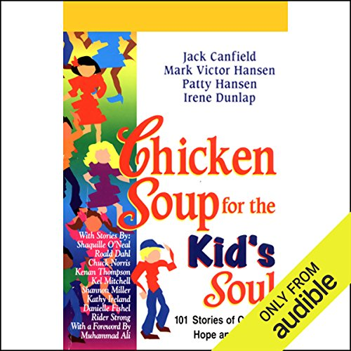 Chicken Soup for the Kid's Soul audiobook cover art