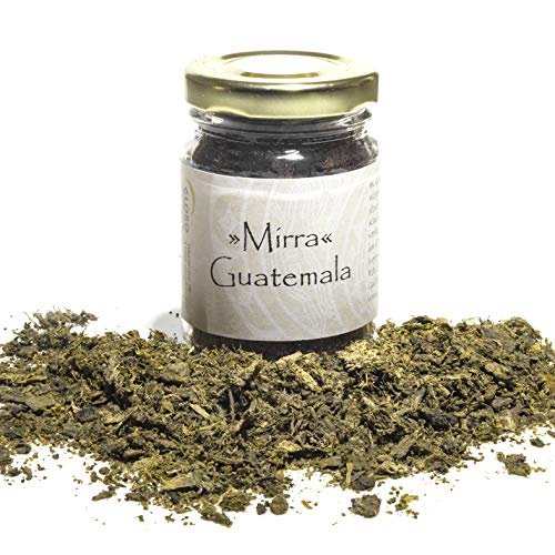 Fair Trade wierook Myrre om te roken Mirra, 35 g