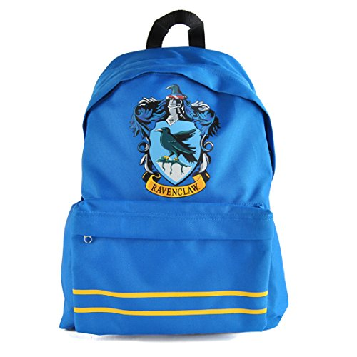 Half Moon Bay Harry Potter Mochila Ravenclaw Half Moon Borse, Color Azul (Z885025)
