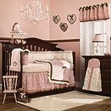 Daniella 9 Piece Baby Crib Bedding Set by Cocalo