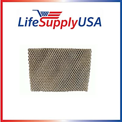 Humidifier Filter Water Panel Pad for Aprilaire Humidifier Furnace Fits furnace humidifier models 400, 400A, and 400M. Compare to Aprilaire Part # 45