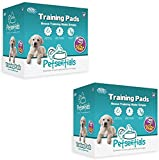 Petsentials 210 Pack Puppy/Dog Pads Super Absorbent Odour Locking Multi Layered Training Pads