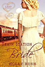 Train Station Bride: Prairie Romance (Crawford Family Book 1)