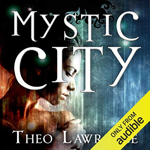 Mystic City                   By:                                                                                                                                 Theo Lawrence                               Narrated by:                                                                                                                                 Anna Bentinck                      Length: 13 hrs and 22 mins     1 rating     Overall 4.0