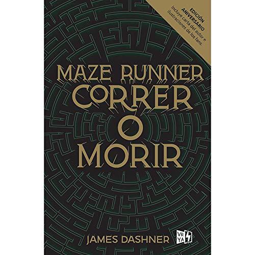 Maze Runner, Correr o morir. Ed. Aniversario