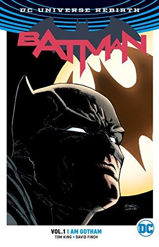 Batman TP Vol 1 I Am Gotham (Rebirth)