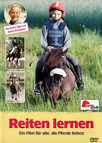 Reiten lernen - Ein Film für alle, die Pferde lieben (DVD) [Audio CD] Pernilla Linder Velander (Idee und Drehbuch) und CTV Production AB (Produktion)