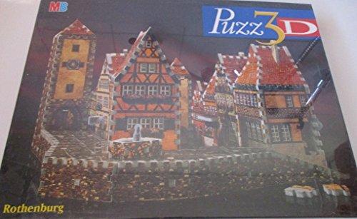 Puzz3D Rothenburg