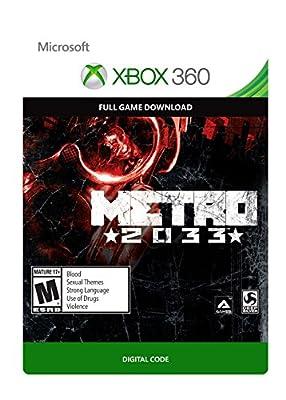 Metro 2033 [Xbox 360 - Download Code]