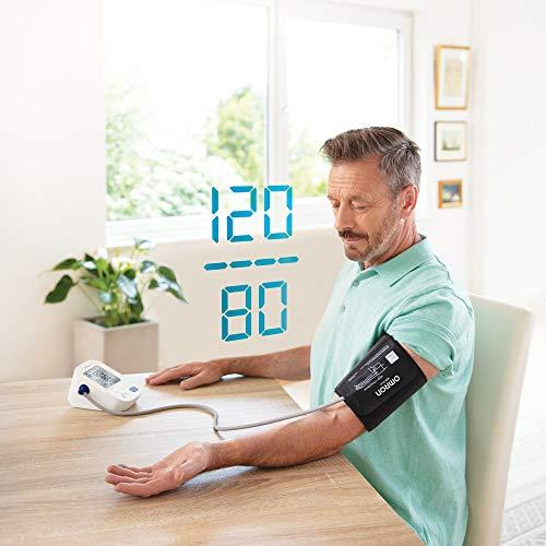 OMRON X3 Comfort Tensiomètre Bras, Technologie Brassard Intelli Wrap