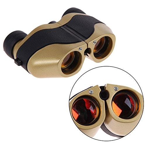 Theera - Outdoor Travel 80 x 120 Zoom Folding Day Night Vision Binoculars Telescope + Bag YRS 1384