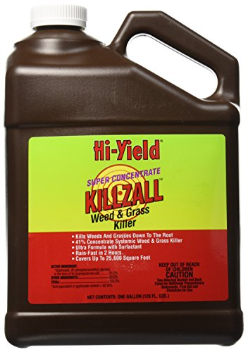 Voluntary Purchasing Group 33693 Hi-Yield Killzall Weed and Grass Killer, 1-Gallon