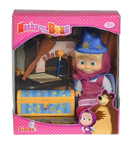Simba Toys Masha Magic Tricks muñeca - Muñecas Multicolor